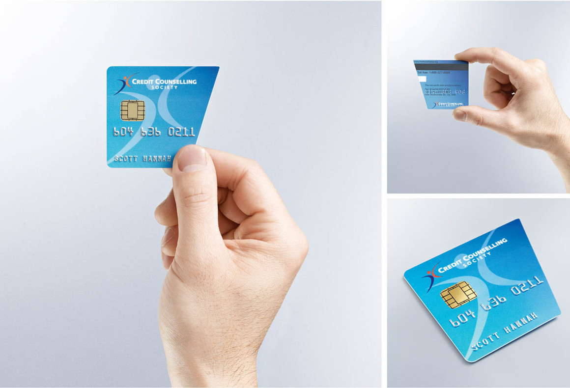 Credit Counselling Society Business Card