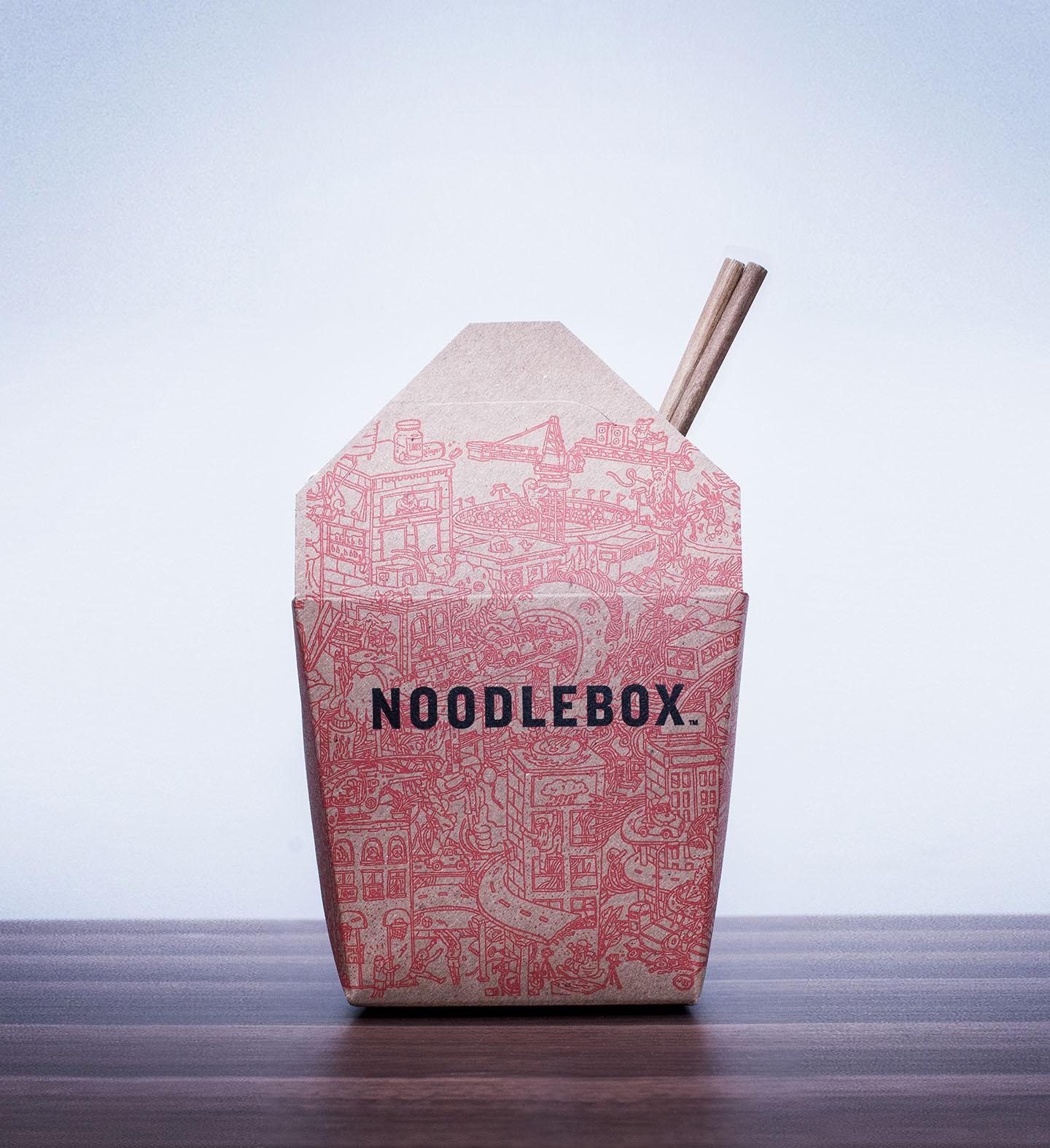 Noodlebox | Carson Ting